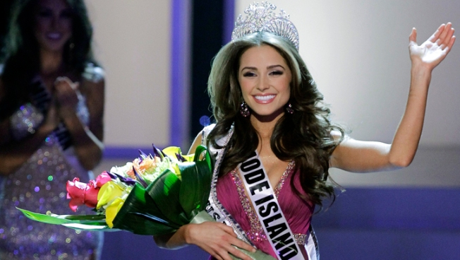 Miss Rhode Island Olivia Culpo Crowned 2012 Miss USA
