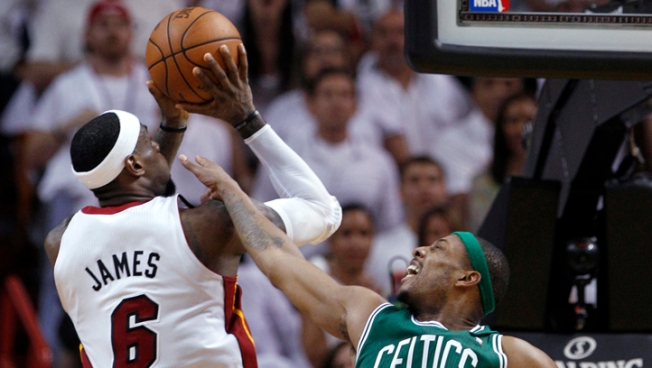 To the Finals: Heat top Celtics 101-88 in Game 7
