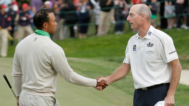 Furyk, McDowell Share US Open Lead After Round 3
