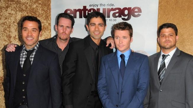 """Entourage"" Movie Gets Green Light From Studio, Original Cast in Talks"