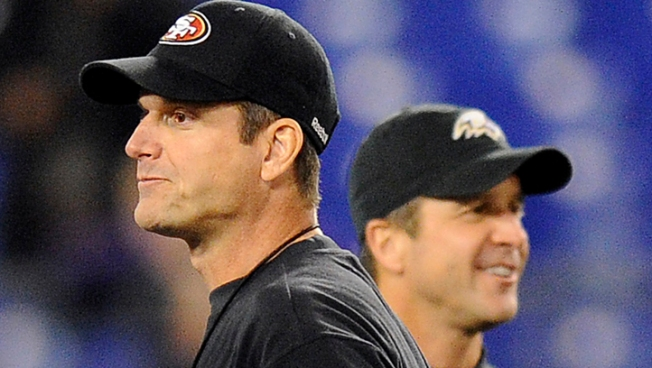 Harbaugh Brothers take 49ers, Ravens to Super Bowl