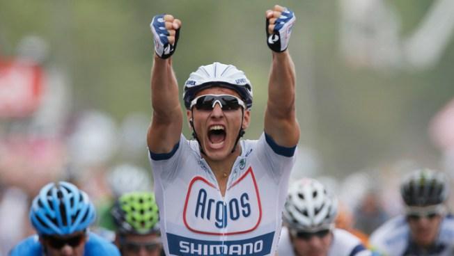 Mayhem Marks Start of 100th Tour de France