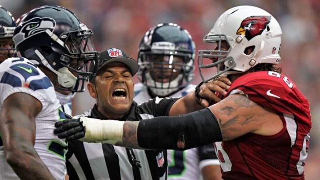 Report: Big Gaps Between NFL, Officials