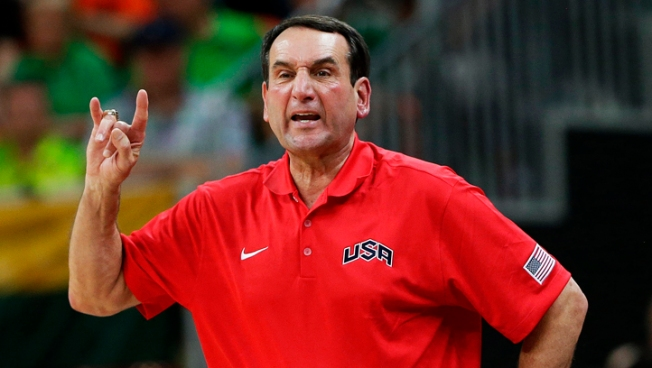 U.S. Men Confident Heading to Olympic Hoop Quarters