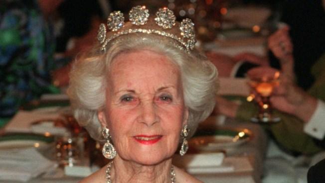 Princess Whose Forbidden Love Gripped Sweden Dies