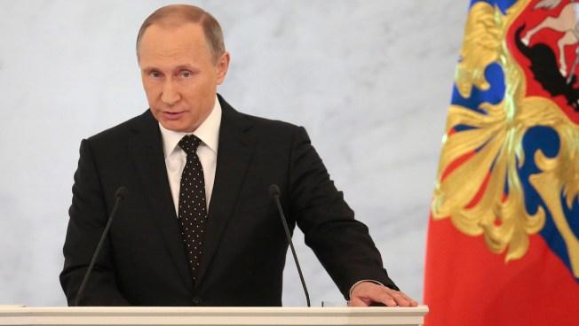 Church, State See Eye to Eye in Putin's Orthodox Russia