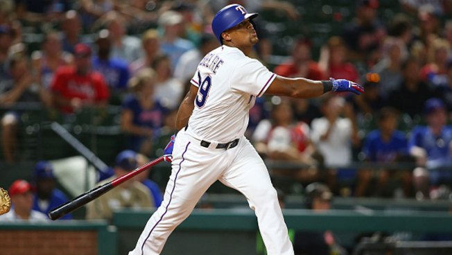 Beltre Still Out of Texas' Lineup Because of Left Hamstring
