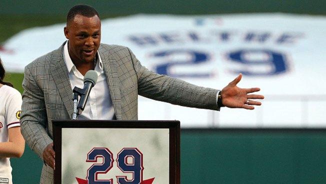 Hanging Up No. 29: Rangers Retire Adrian Beltre's Jersey