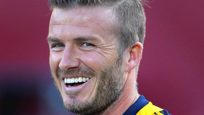 Tourists Catch David Beckham In His Underwear In Beverly Hills