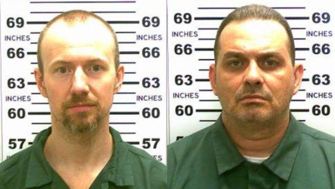 Escaped Killer Pleads Guilty in New York Prison Break