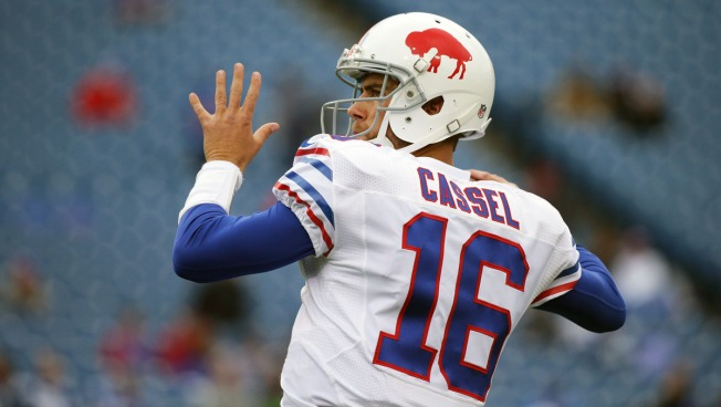 Cowboys Acquire QB Matt Cassel in Trade with Bills