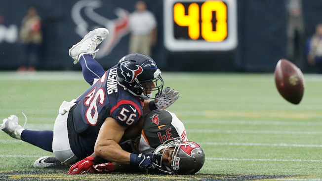 Texans LB Brian Cushing Suspended 10 Games By NFL