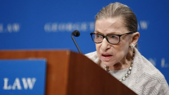 After Chills and Fever, Ginsburg Released From Hospital