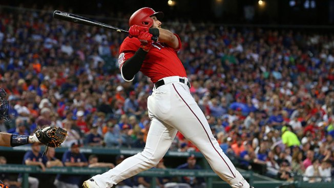 Gallo Goes Deep Again in Rangers' Win Over Astros, Cole
