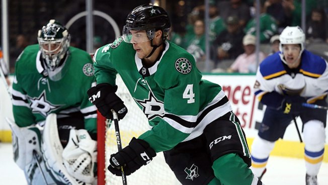 various colors 61013 e1ec9 Stars' Rookie Heiskanen Named to NHL All-Star Team - NBC 5 ...