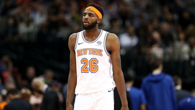 Rookies Lead Way as Knicks Make Easy Work of Mavs