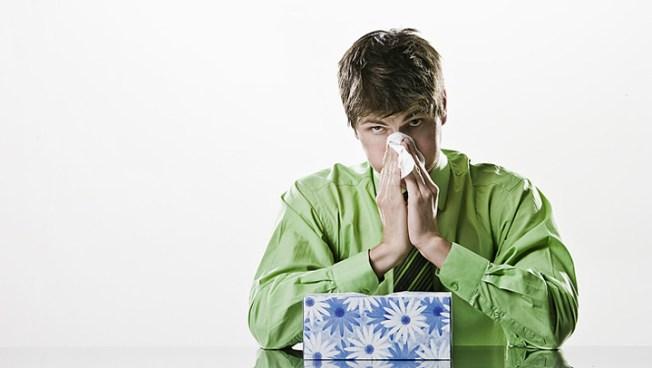 Churches Help Parishioners Avoid the Flu
