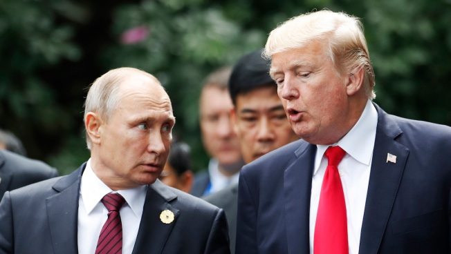 A Majority Thinks Russia Has Dirt on Trump, New Poll Shows