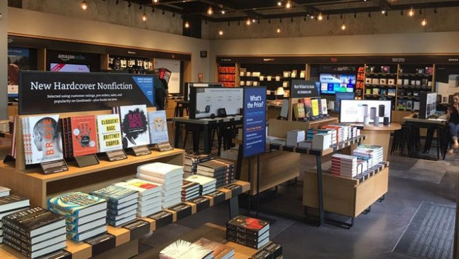 Texas' First Amazon Books Store Opens in Austin With Better Prices for Prime Members