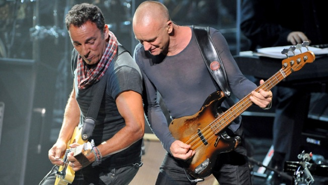 Springsteen Named Keynote Speaker at 2012 SXSW