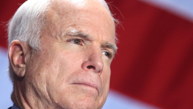 "McCain: Obama Has ""Done Well"" as President So Far"