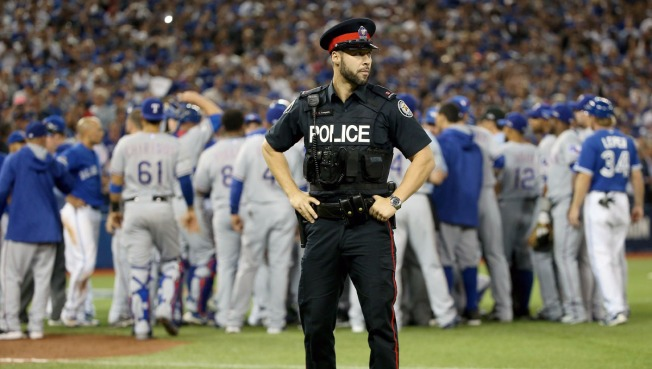 MLB to Review Rogers Centre's Security Following Disturbance