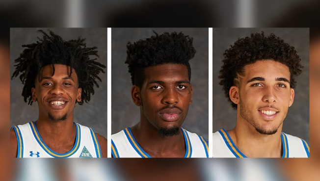I 'Should Have Left' UCLA Players In Jail Over Father's Comments