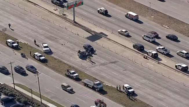 Triple-Fatal Crash Closes Northbound U S  75 in Plano Into Rush Hour