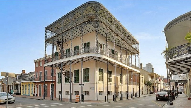 Rumor Has It This NOLA Mansion Has A Haunted, Murderous Past