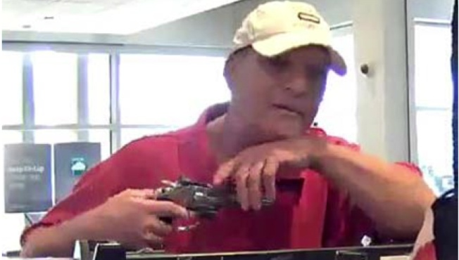 Man Robs Capital One Bank in Dallas