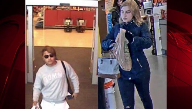 Frisco Police Looking for Two People Suspected of Burglary and Fraud