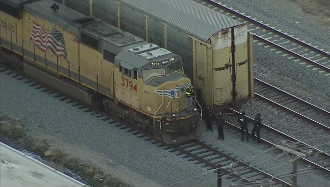 Man Dies While Stealing Auto Parts From Train: Officials