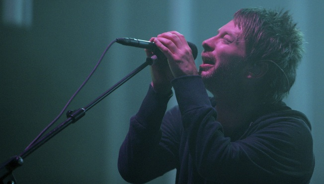 Radiohead Frontman: Record Companies Dead Men Walking