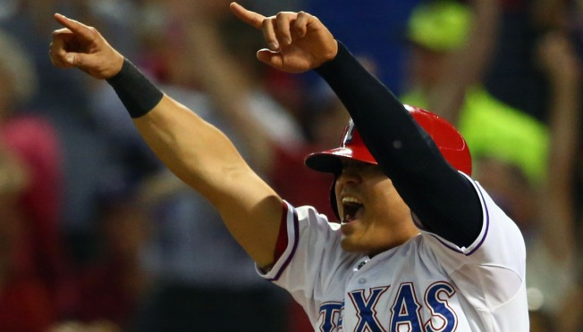 Rangers in Playoffs, Near AL West Title After Edging Angels