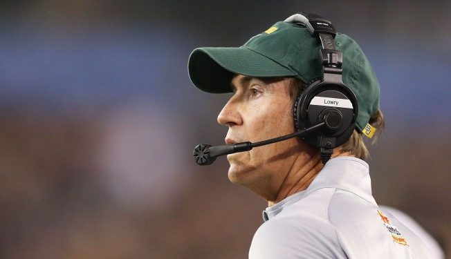Football convention cancels speech by former Baylor coach Art Briles
