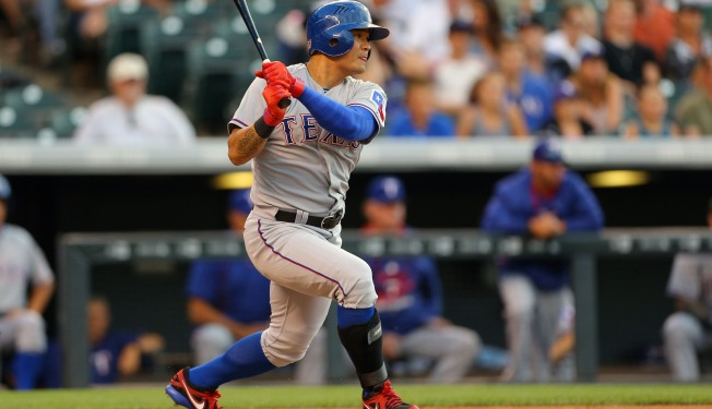 Choo Hits for the Cycle, Rangers Rout Rockies