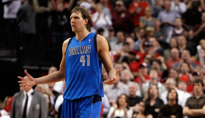 Epic Failure Leaves Nowitzki, Mavs Frustrated