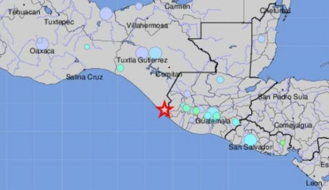 Strong Earthquake Strikes Southern Mexico, Sways Buildings in Capital