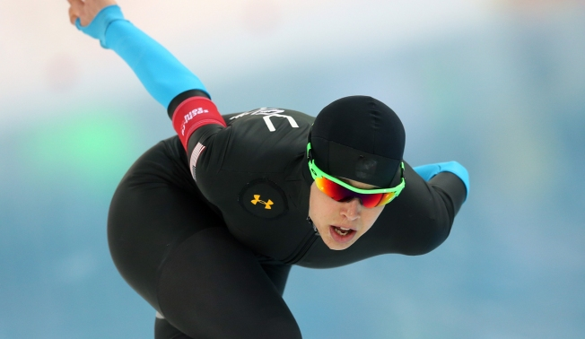 """Racing Suit Woes Just """"Tip of the Iceberg"""" With U.S. Speedskating Organization, Olympian Maria Lamb Says After Dismal Sochi Showing"""