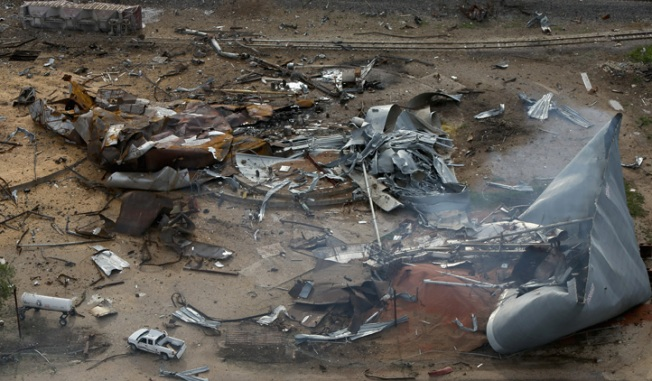 West Blast Investigation May Be Complete in 2 Weeks