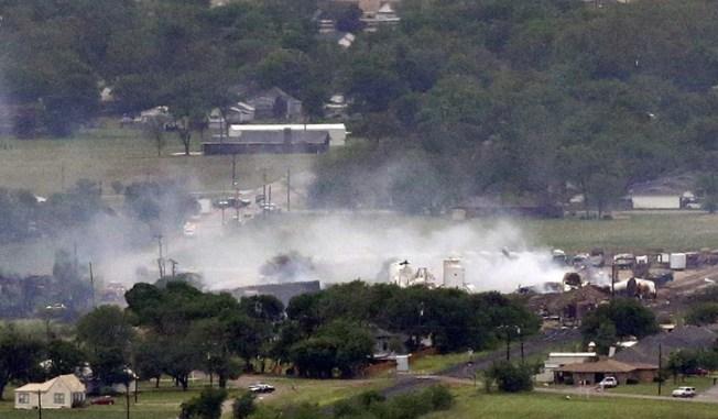 West Fertilizer Owner Issues Statement on Explosion