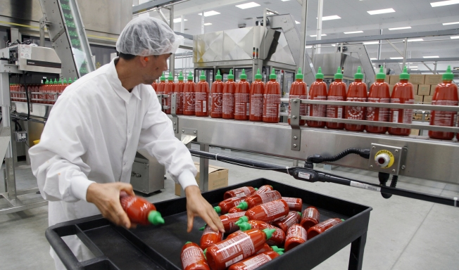 Judge: Sriracha Sauce Production Can Continue, For Now