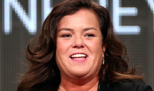 Rosie O'Donnell Credits Estrogen For Curing Anger Issues