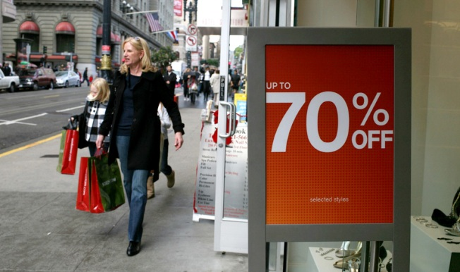 Retailers Offer Discounts To Stay Competitive