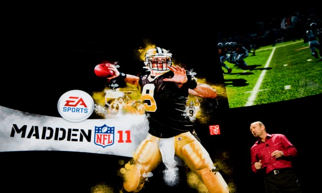"Touch This: ""Madden"" Hits the iPad"