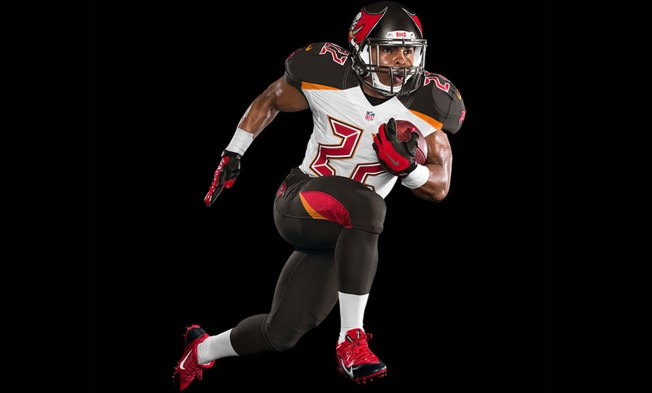 Buccaneers Add Orange, Technology to New Uniforms