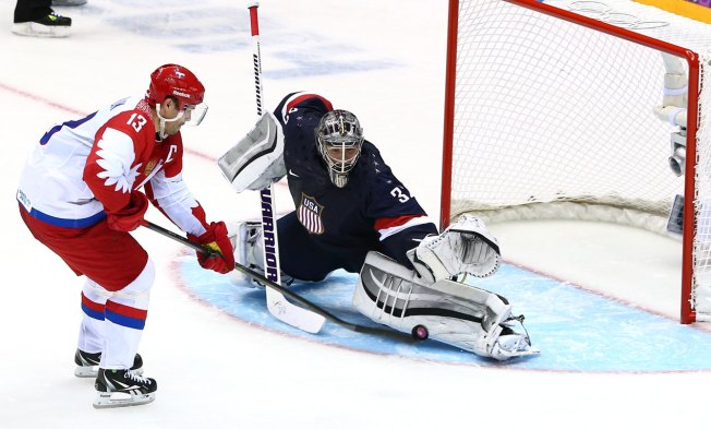 On Golden Ponds: Quick Rises to Occasion Against Russia