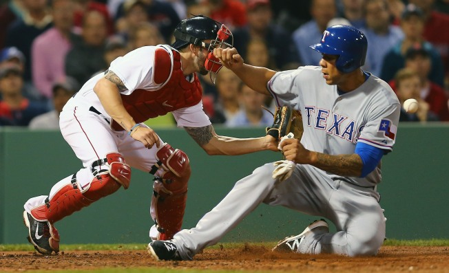 Ortiz, Napoli Homer as Red Sox Top Rangers 4-3