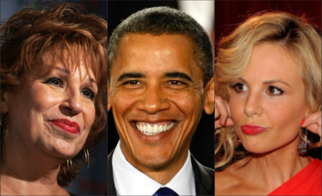"""Obama to Join """"The View"""" on Thursday"""