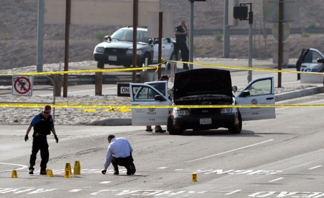 "Police Chief: Ex-LAPD Revenge Shooter ""Knows What He's Doing"""